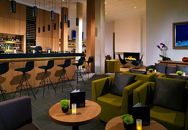 Courtyard by Marriott Montpellier hotel — Enea Design