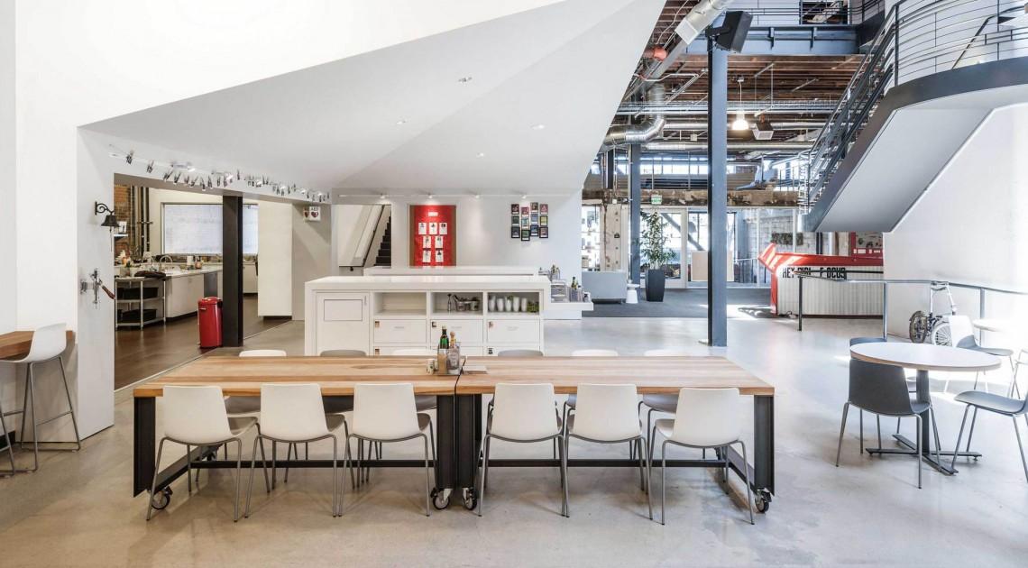 Sede de Pinterest — Enea Design