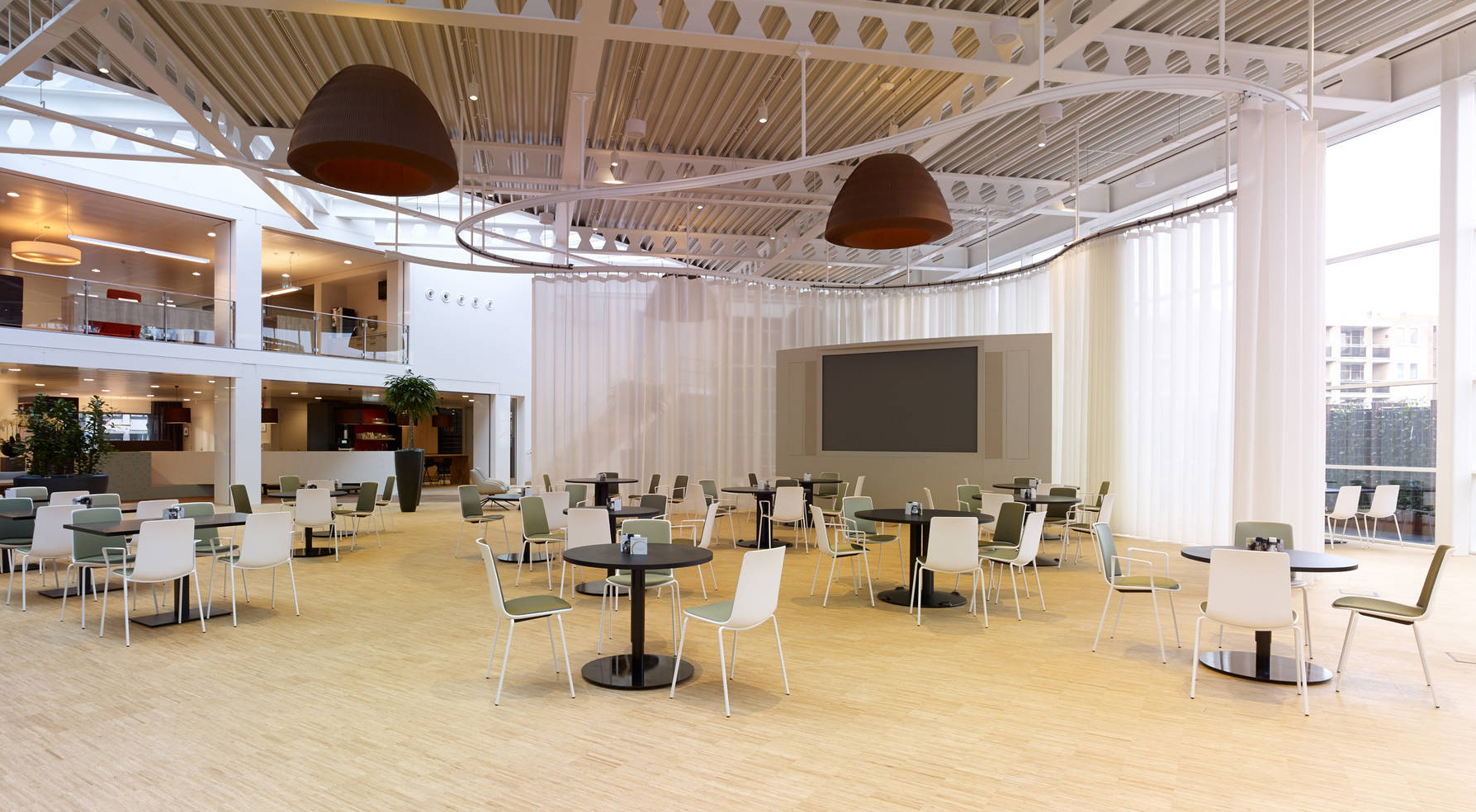 Sede de Rabobank — Enea Design