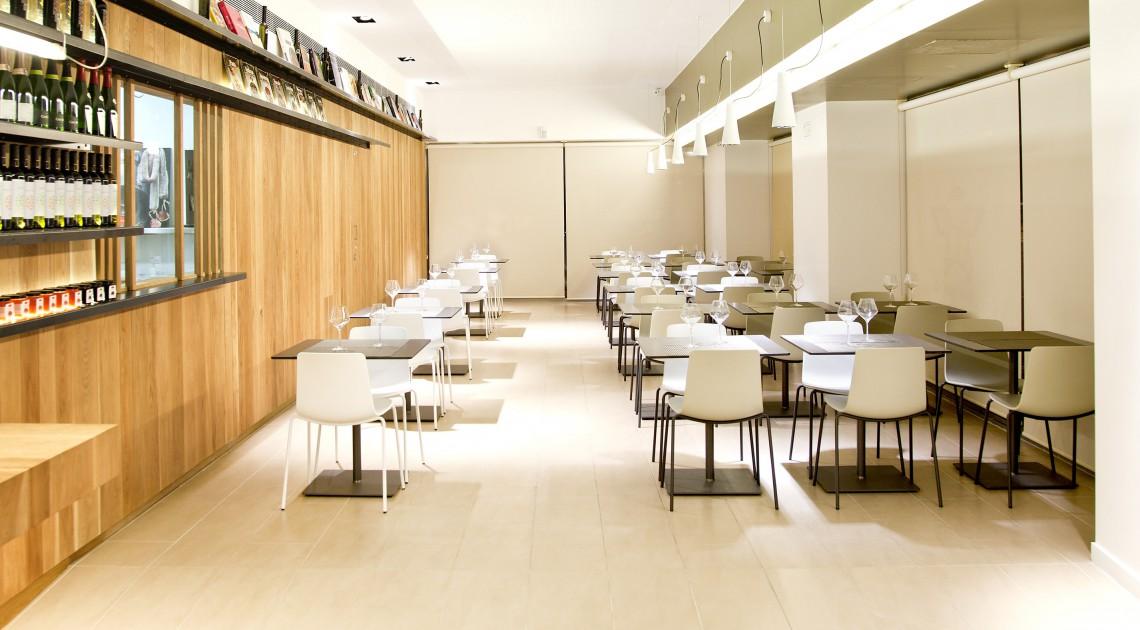 Restaurante Cuina Miracle — Enea Design