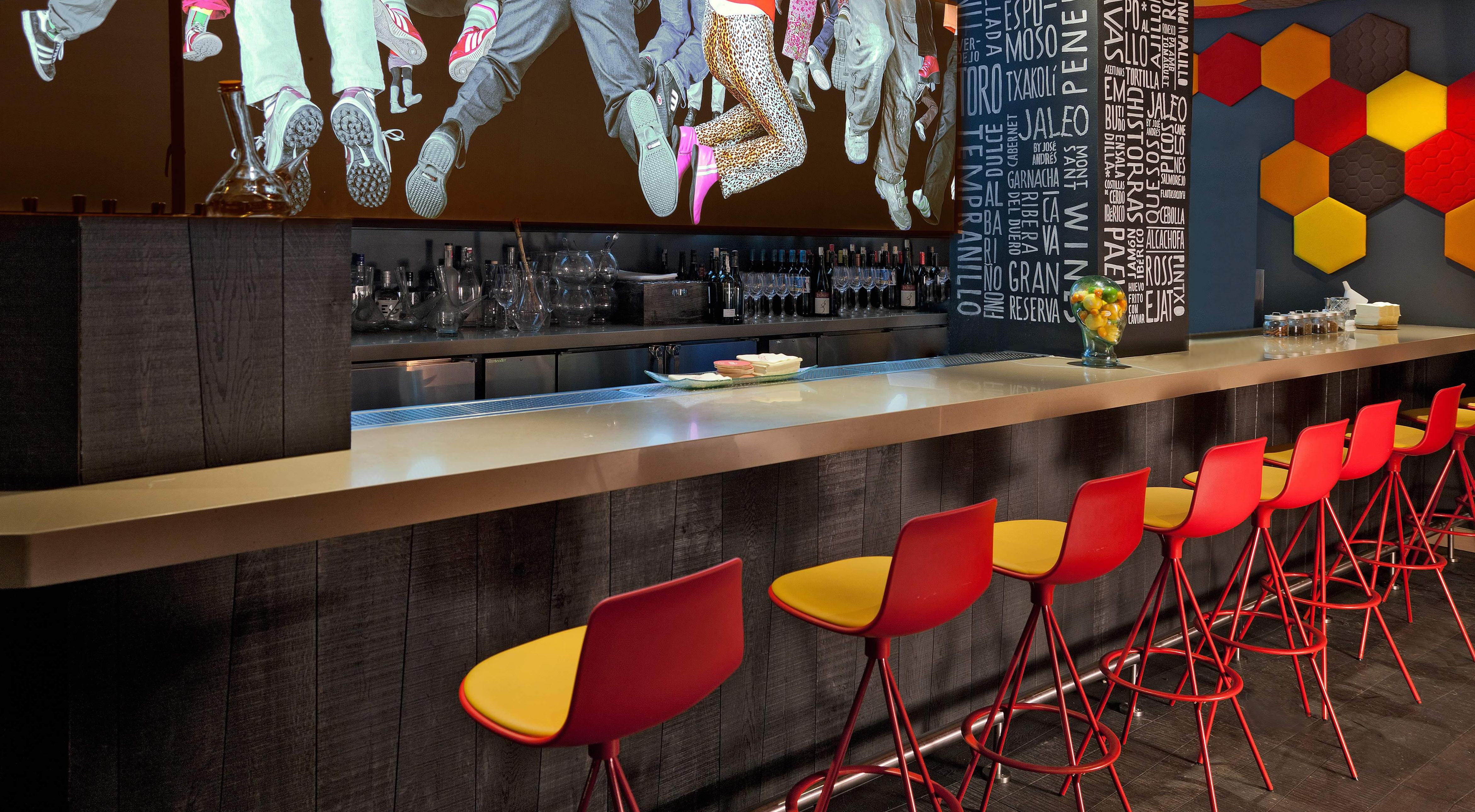 Restaurante Jaleo — Enea Design