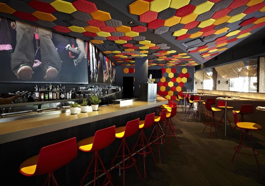 Jaleo restaurant — Enea Design