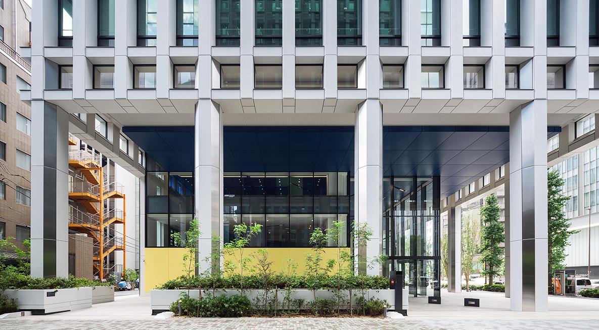 Private Judicial Foundation Offices — Enea Design