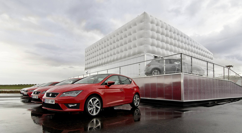 Seat Modular Cube — Enea Design