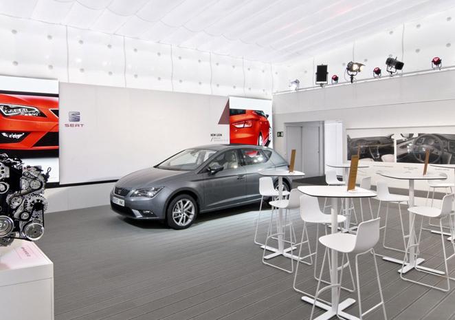 ffentliche r ume enea projekte. Black Bedroom Furniture Sets. Home Design Ideas